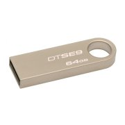 USB 64 GB Drive Data Traveler SE9 3.0 Kingston